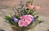 אומנות הטיפול בפרחים