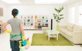 ניקיון דירה חדשה עם
